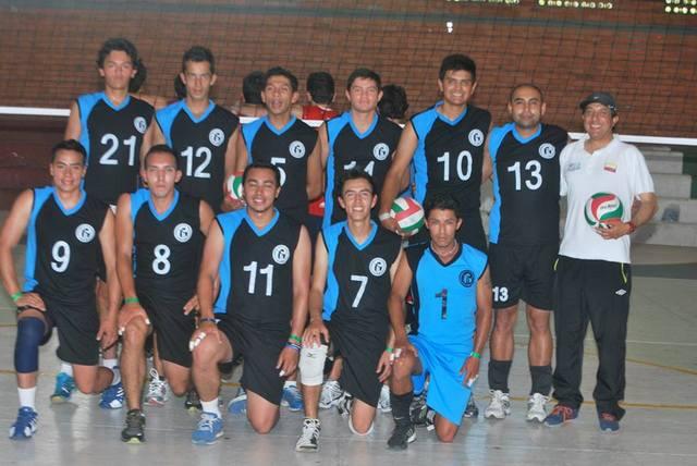 Ingreso Equipo Voleibol UPN