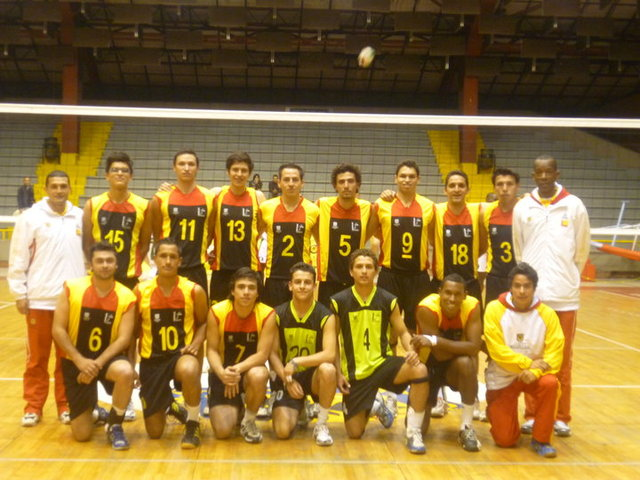 Liga de Voleibol de Bogota Preparador Físico Copa Elite Nacional (mayores) 2010