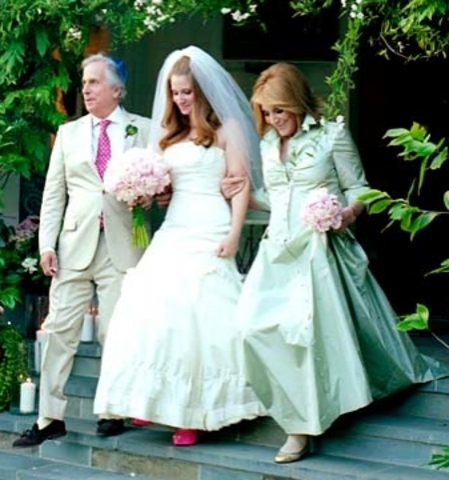 My daughter gets married