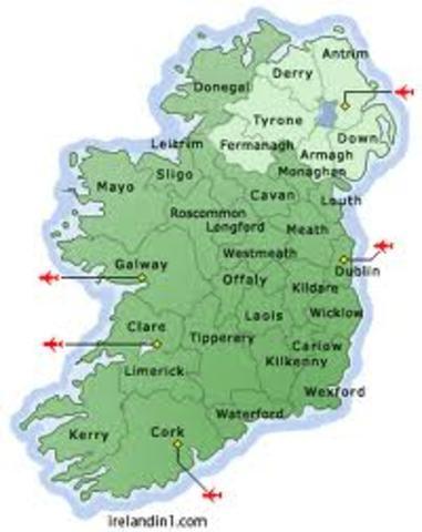 Cattolici massacrati in Irlanda