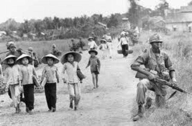 Fine della guerra in Vietnam