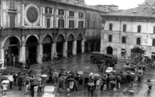 Bomba a Brescia