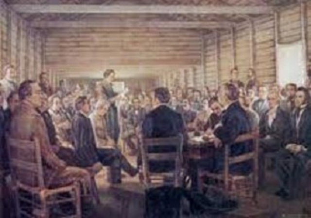 Convention of 1833
