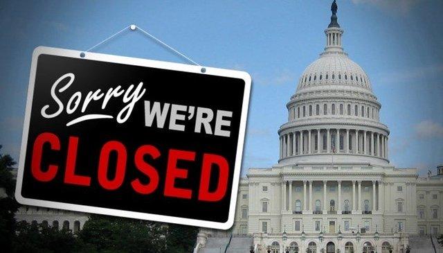 Gobierno Cerró
