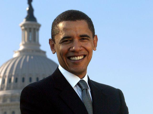 El primero presidente negro