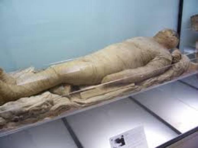 Mummia in Cina