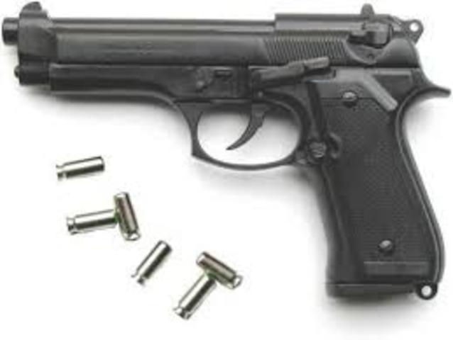 Nuove pistole