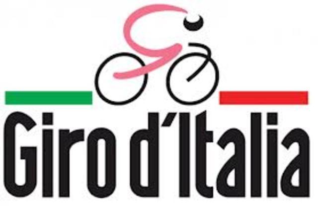 Disgrazia al Giro d' Italia