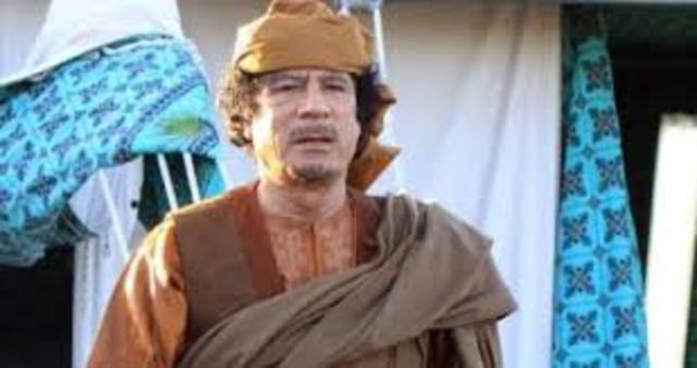 Gheddafi e la Fiat