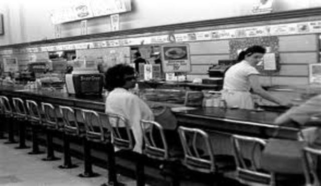 Businesses Began to De-segregate