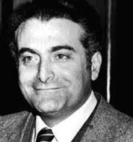 Muore il presidente della Sicilia