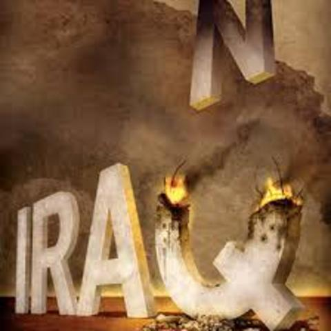 Guerra tra Iran e Iraq