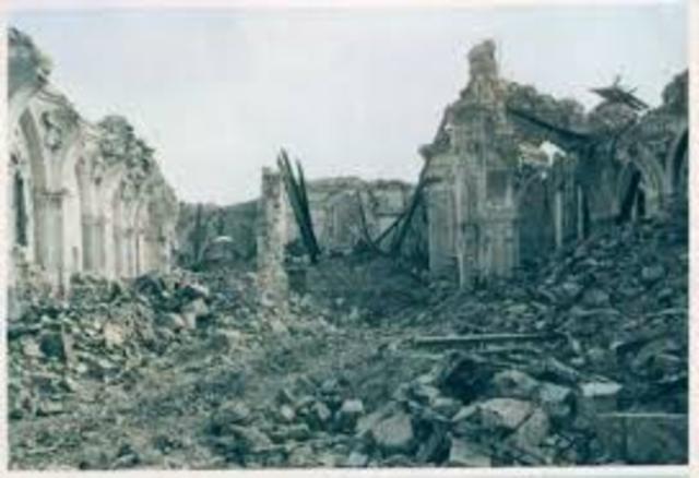 Terremoto in Irpinia