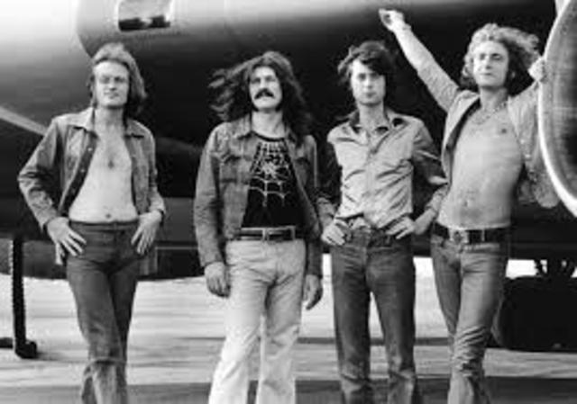 Fine dei Led Zeppelin