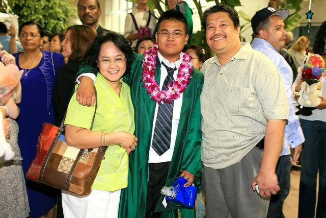 Graduation: St. Monica Catholic High Class of '06