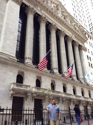My Visit to the NYSE