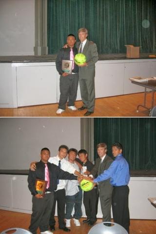 2006 Men's Varsity Tennis Team Banquet