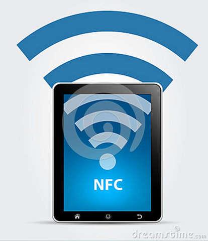 NFC  (Near Field Communication)