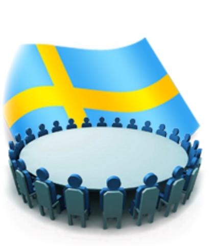 Road Show in Sweden