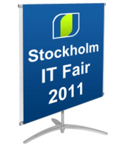 Oxagile at Stockholm IT Fair 2011, March 16-17, 2011