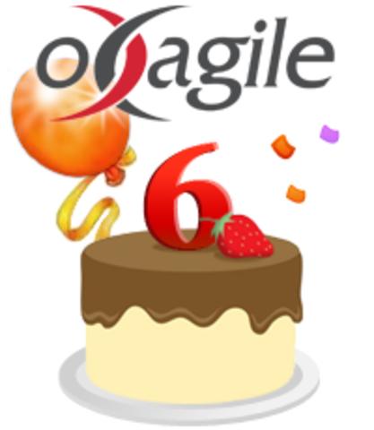 Oxagile Celebrates its 6th Birthday