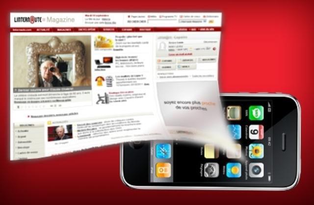 Le web mobil