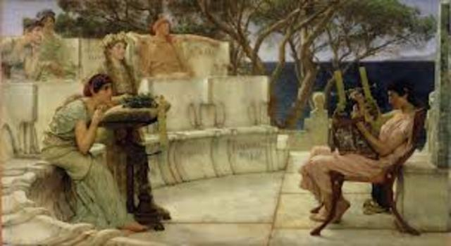 590 aC. Código de Solón.