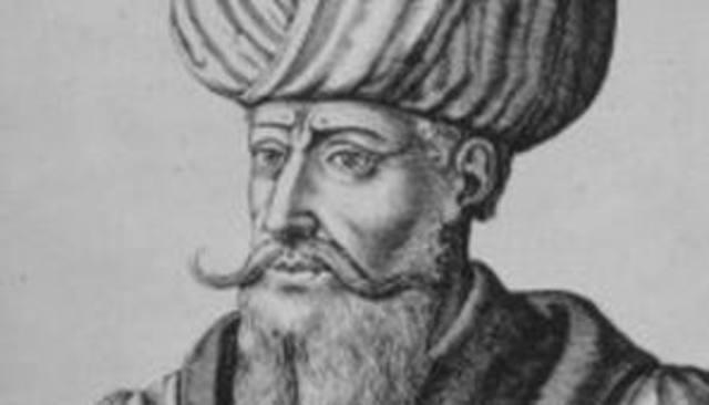 570. Nacimiento de Mahoma,