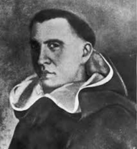 1532. Francisco de Vitoria: