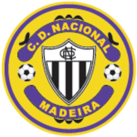"""Su primer equipo """" CD Nacional"""""""