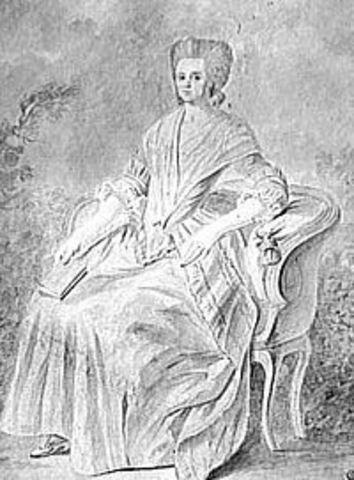 1791. Olimpia de Gouges