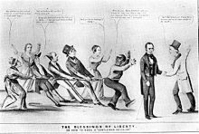 agosto de 1834 quedaban libres todos los esclavos de las colonias británicas.