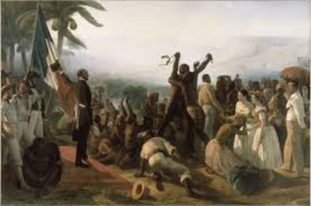 1853 NO HABRA ESCLAVO Y  DERECHO  AL VOTO
