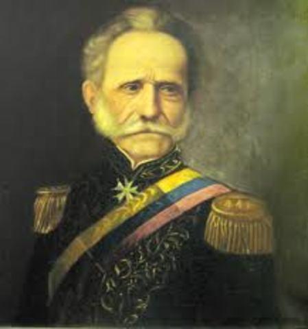1860 expansión de Manizales Tomas Cipriano de Mosquera