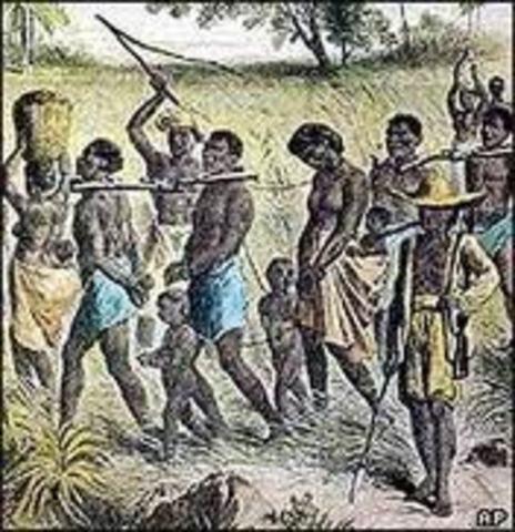 1926. Convención sobre la Esclavitud.