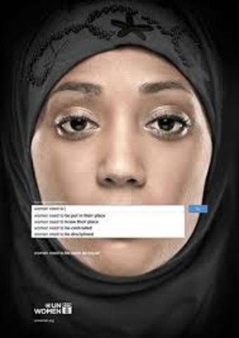 1979. Convención sobre la Eliminación de todas las formas de Discriminación contra la Mujer  (entrada en vigor: 1981).