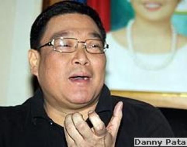 Sec. Agra reversed order to drop charges vs. Akmad and Zaldy Ampatuan