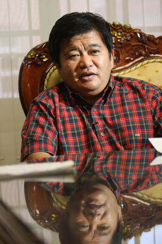 Zaldy Ampatuan not willing to become a state witness