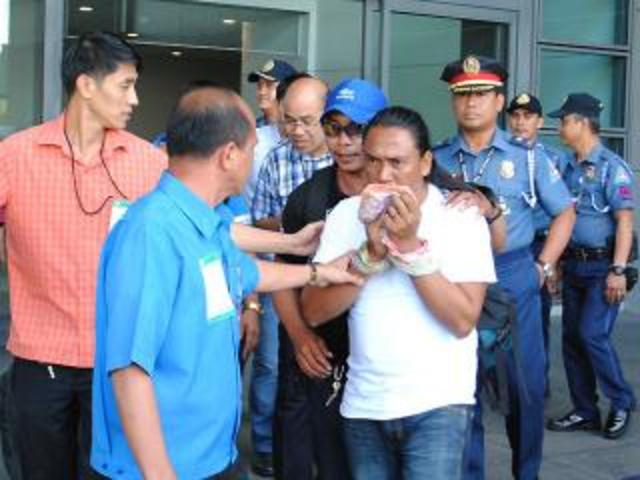 Bong Andal dropped as state witness