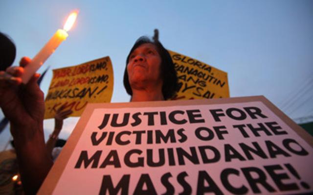 Fourth anniversary of Maguindanao massacre