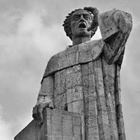 1510-1511- fray Antonio denuncia crueldad de españoles a indígenas