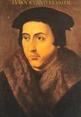 1530- juan luis vives incluye un sistema de ayuda