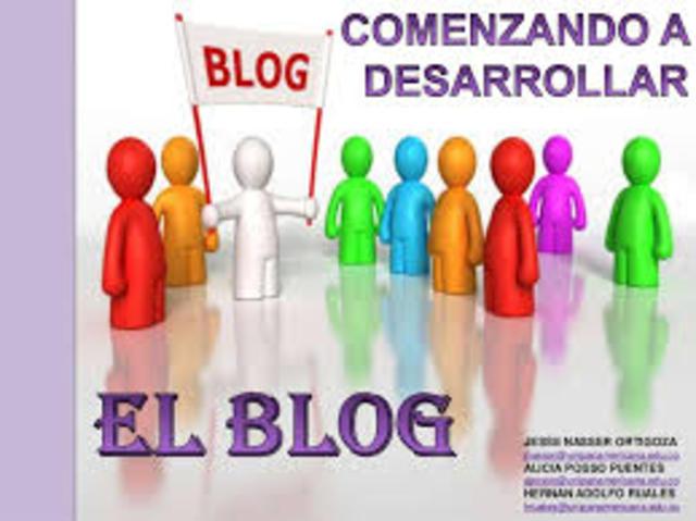 primer blog - justin hall