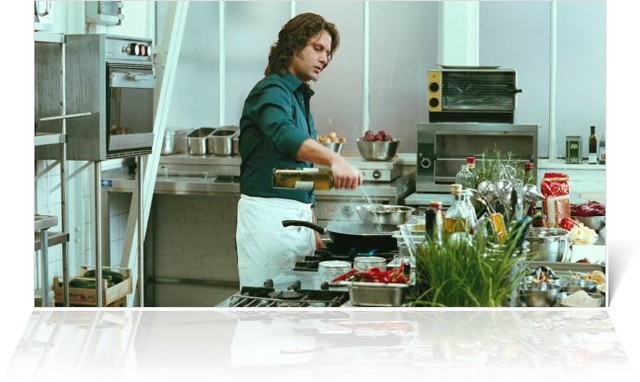 Soul Kitchen gehört nochmals Zinos