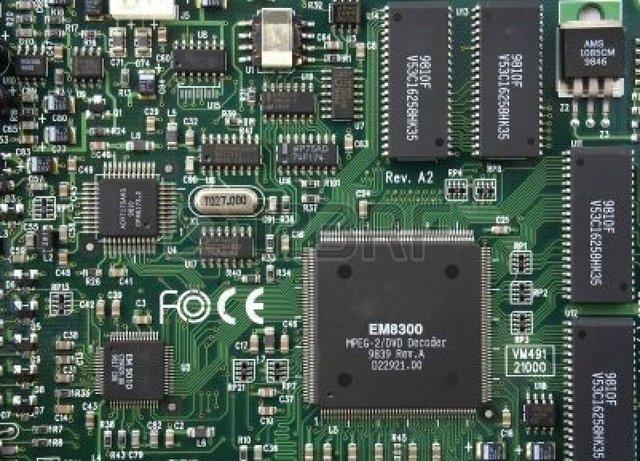 4° GENERACION - Circuitos integrados en gran escala