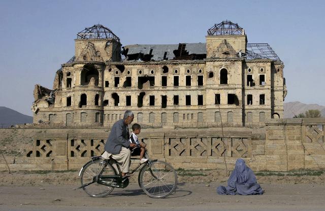 Northern Alliance (Afghan gov't) recaptures Kabul