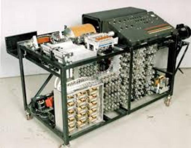 primera computadora electrinica