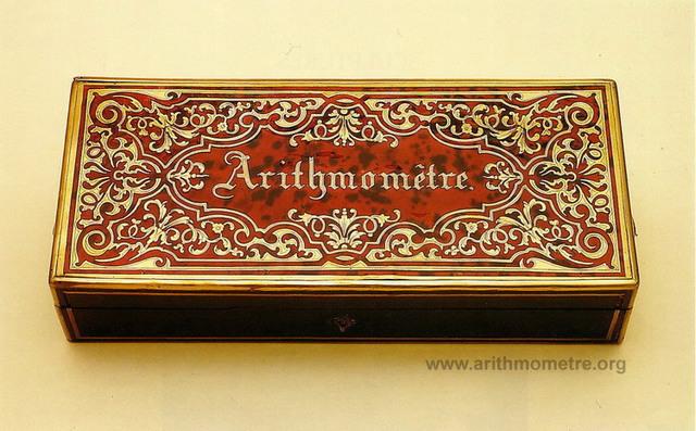Thomas' Arithmometer