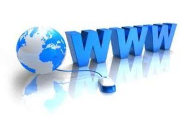 Se crea la www (World Wide Web)