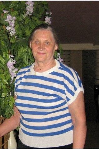 Антонина Григорьевна, 67 лет, пенсионерка